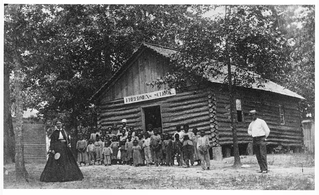 Freedmens school images amp pictures becuo