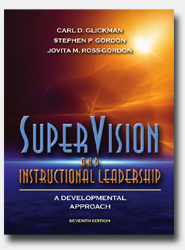 SuperVision and Instructional Leadership, 7e