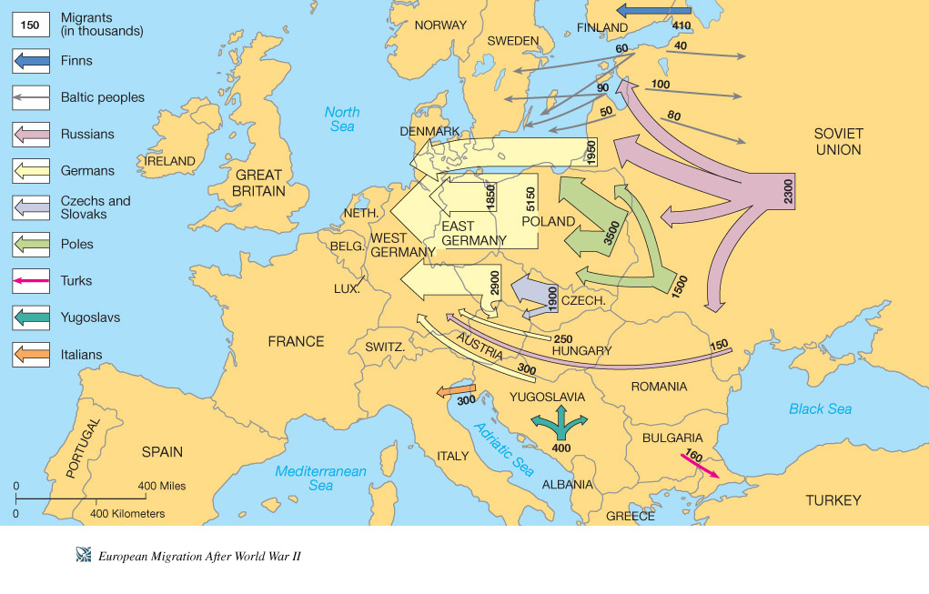 HIstory 303: Europe in the Twentieth Century