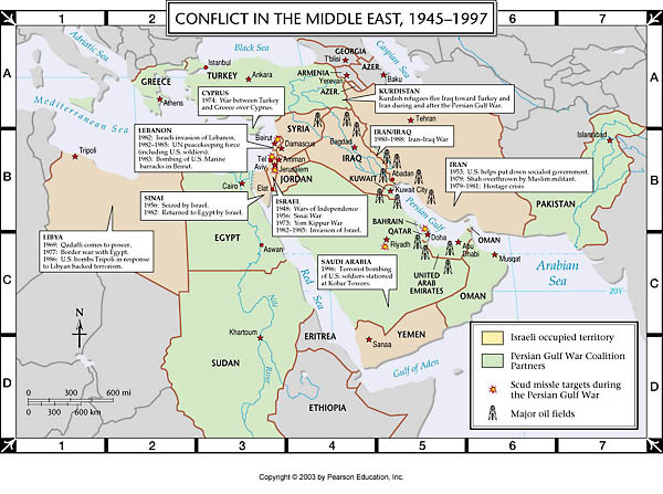 an history of conflicts between middle east and united states since september 2001 The conflict is really only 100 years old subscribe to our channel   read more about the israel-palestine conflict at: .