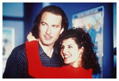 John Corbett plays the role of Ian along with Nia Vardolos who portrays Toula in the film My Big Fat Greek Wedding.